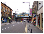 Taking a Trip To Camden Town